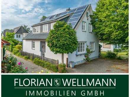 Bremen - Borgfeld | Einfamilienhaus mit Garten in bester, familienfreundlicher Lage