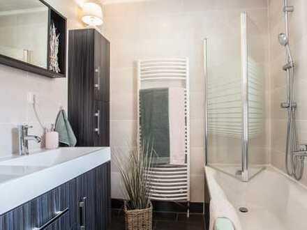 Gepflegtes Familienparadies in bester Stadtlage - top modernisiertes Einfamilienhaus mit Gartenoase