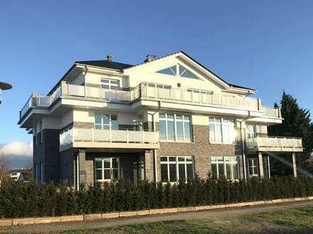 Schwellenlose 3-Zimmer-Erdgeschoß-Wohnung mit gr. Terrasse und Gartenanteil