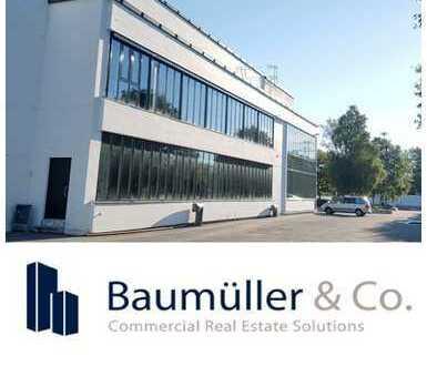 2.000 qm Lagerhalle + 1.000 qm Büro Nähe Viernheim