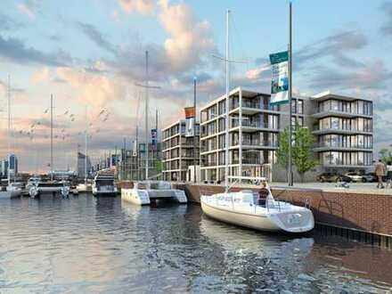 Exklusive Bürofläche am Yachthafen Bremerhaven