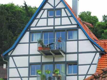 Tolle 4-Zimmer-Maisonettewohnung mit toller Aussicht in gesuchter Wohnlage