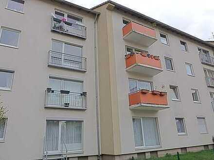 Erkrath: helle 2-Raum Wohnung mit Einbauküche und Gartenblick
