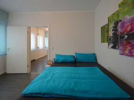 2-Zimmer Apartment, vollmöbliert, gute Verkehrsanbindung - Highlight ist der Seeblick