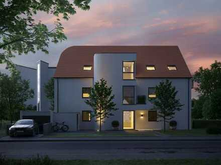 L LIVING - 1. OG Süd-Wohnung mit Terrasse