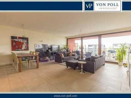 Perfekte 3 - Zimmer Wohnung mit Blick auf dem Main