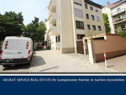 solide vermietete 3,5-Zimmer Wohnung mit großem Balkon in M.-Sendling