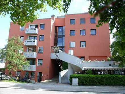 **Regensburg-West, Schöne 3-Zimmer-Wohnung mit Balkon und Einbauküche **