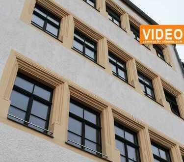 Wohnen in der Altstadt - Frisch renovierte Maisonettewohnung am Obermarkt! Frei ab sofort!