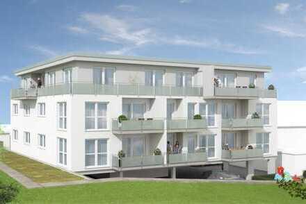 Exklusives PENTHOUSE mit fantastischem Blick | 3,5 Zimmer Neubauwohnung mit großen Balkon u Gäste-WC