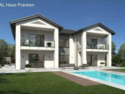 Einzigartiges Architektenhaus inkl. premium Ausstattung! Grundstück in TOP LAGE