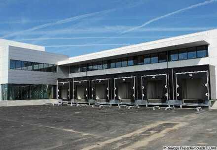 Reichertshofen bei Ingolstadt, Neubau einer modernen Logistikhalle