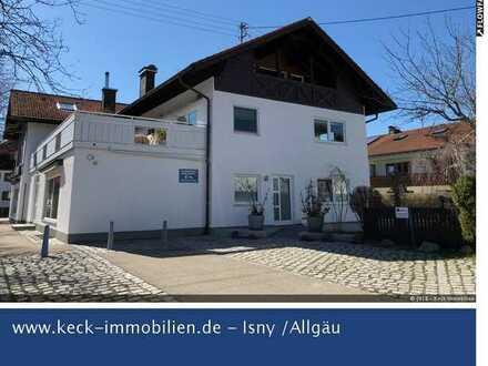 Helle 2-Zimmer-Wohnung mit Garten, ab ca. 50 Jahre, in Buchenberg