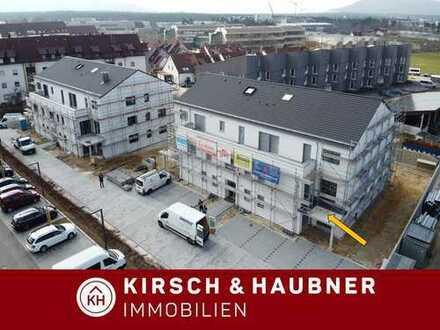 Einziehen & wohlfühlen!  Attraktive Neubau-Wohnung in ruhiger Lage,  Neumarkt - Regensburger St...