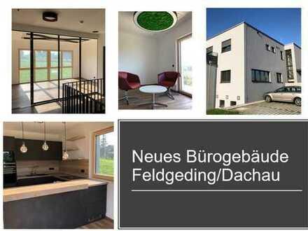 All-Inn-Miete ++Idyllische traumhaft & vollklimatisierte Büroflächen in top modernem Neubau (Dachau)