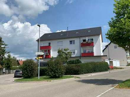 Freundliche, modernisierte 2-Zimmer-DG-Wohnung in Gerstetten