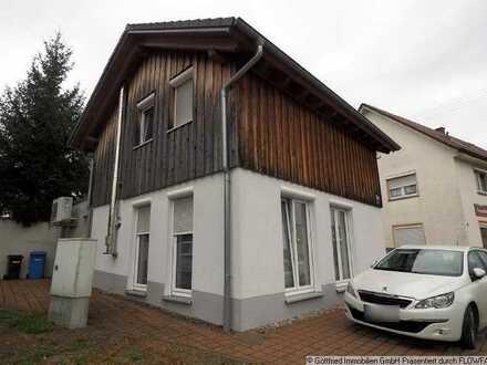 Ein Haus für zwei: Stilvoll Wohnen auf 70 qm