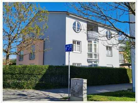 Geräumige, helle und sehr gut ausgestattete 3-Zimmer-Wohnung im westlichen Ingolstadt