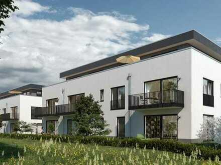Einzigartiger Wohngenuss in idyllischer Umgebung: 3-Zimmer-Wohnung auf ca. 83 m² mit Sonnenbalkon