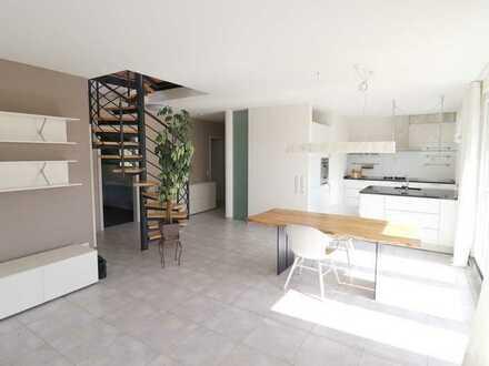 Moderne Maisonette-Wohnung in bester Lage Münsingens