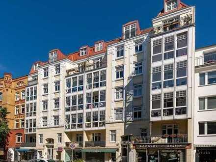 Anleger aufgepasst! Vermietete Altbauwohnung in Top-Lage von Winterhude