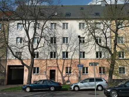 Vermietete Eigentumswohnung mit Balkon und Stellplatz am Uni-Campus