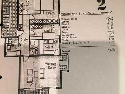 950 €, 94 m², 4 Zimmer