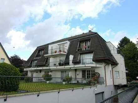 Maisonette-Wohnung in gefragter Lage mit Tiefgaragenstellplatz