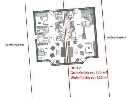 Neubau - Doppelhaushälfte - Einfamilienhaus in ruhiger Lage am Rande von Dresden