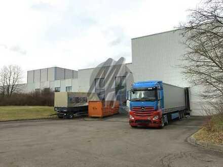 KEINE PROVISION ✓ Lager-/Produktion (2.200-7.800 m²) & Büro (300-1.400 m²/teilbar) zu vermieten