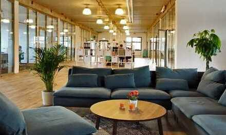Ein ganzes Büro oder kleines Einzelbüro zum vermieten-Moderne Bürofläche im Europarc Dreilinden