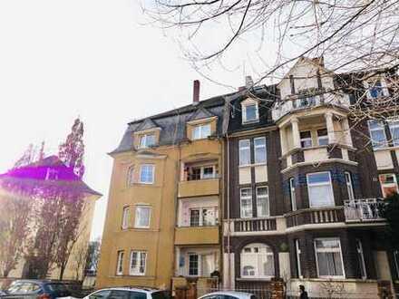 Stadtvilla mit 5 Wohnungen - Einzelkulturdenkmal - Beste Lage in der Goethestraße Gießen