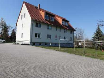 ländliche Wohnung in ruhiger Lage