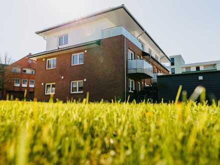 Hochwertige Neubauwohnung mit Balkon & großem Hobbyraum (courtagefrei)