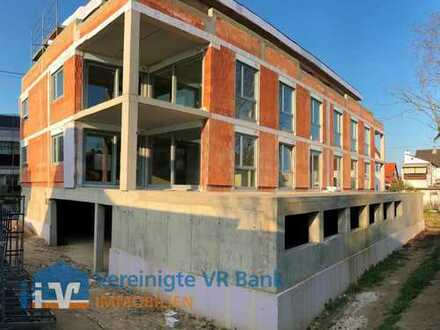 Barrierefrei auf einer Etage - Neubauwohnung für Anspruchsvolle