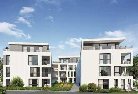 Wohnen in zentraler Lage! 3-Zimmer-Neubauwohnung in Schönaich