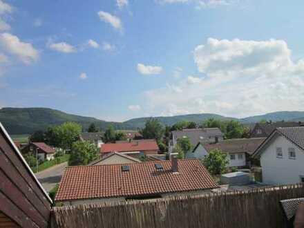 Wohnen über den Dächern von Eschenbach