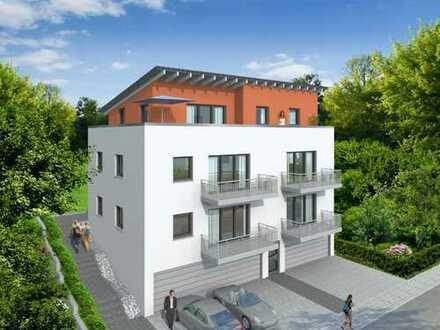 Helle zwei Zimmer Neubauwohnung in Bad Marienberg (Westerwald)