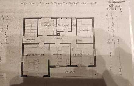 Schöne helle 4,5 Zimmer-Wohnung in Rottweil