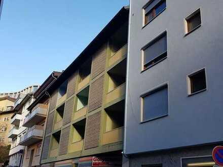 Einzimmerwohnung mit und Balkon in zentraler Lage!