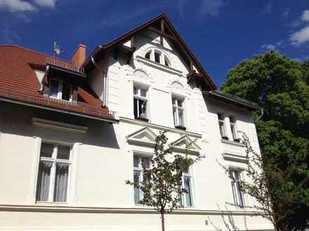 Attraktive 4-Zimmer-Hochparterre-Wohnung in Bad Freienwalde (Oder)