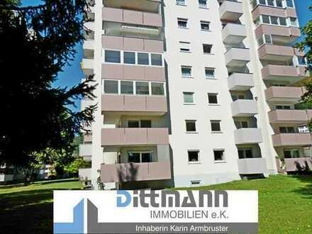 Schöne 3,5 - Zimmer Wohnung mit zwei Balkonen in Ebingen