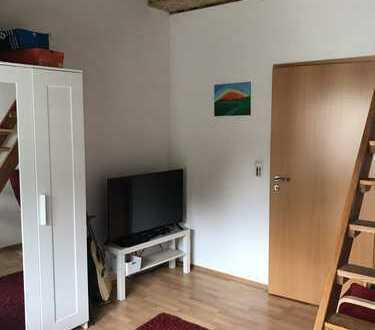 Schöne 1,5 Zimmer-Wohnung mit Balkon in Freigericht ab 15.09.19 zu vermieten (möbliert)