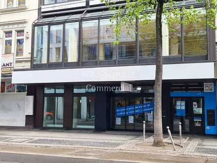 Hervorragende Präsenz in Karlsruher Innenstadtlage Richtung Europaplatz!