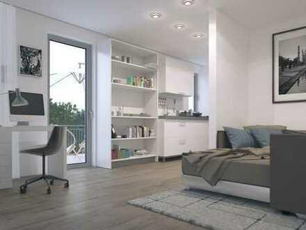 Neubau Mikroapartments und Wohnungen in Augsburg Kriegshaber Nähe Universitätsklinik