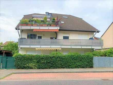 REFORCE - Lichtdurchflutete DachgeschossMaisonette mit Dachbalkon
