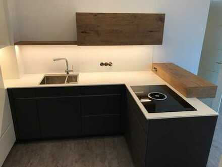 Erstbezug! Moderne Wohnung mit Einbauküche und Dachterrasse