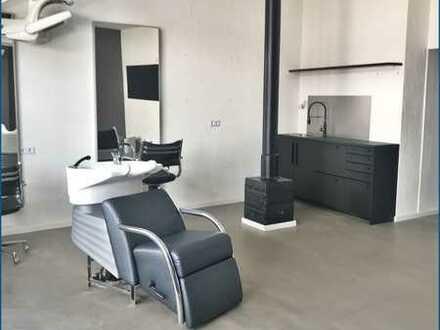 Renovierter Friseur Salon in Rottenburg