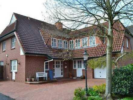 Hochwertiges freistehendes Haus in Alt Borgfeld mit tollen Garten in Südausrichtung und Garage!
