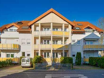 5-Zimmer-Maisonette-ETW mit Loggia in Pfungstadt